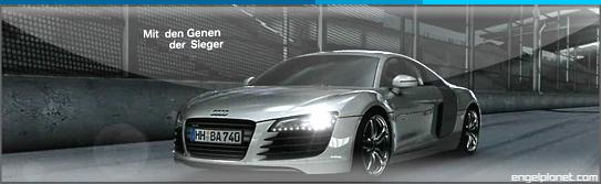 Audi R8 o el streaming aplicado a la publicidad :::