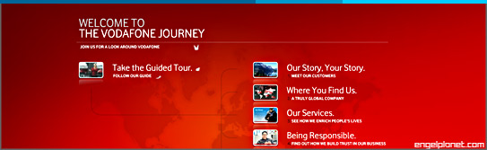 The Vodafone Journey ::::::::::